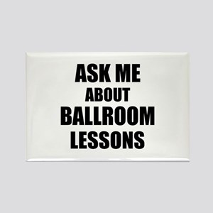 Ask me about Ballroom lessons Magnets