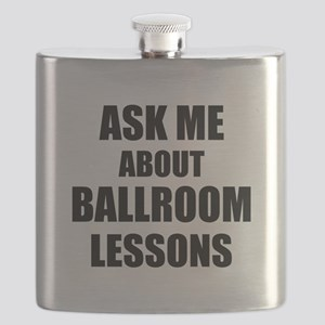 Ask me about Ballroom lessons Flask