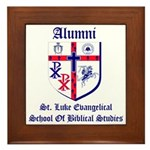 Alumni Framed Tile