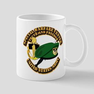 SWC - Beret Dagger DUI Mug