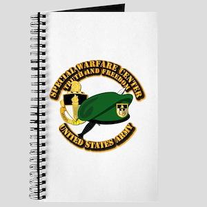 Swc - Beret Dagger Dui Journal