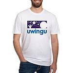 Uwingu Fitted T-Shirt