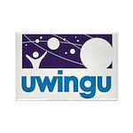 Uwingu Rectangle Magnet Magnets