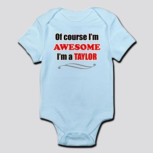 Taylor Awesome Family Body Suit