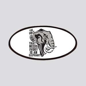 Save Elephants Patches