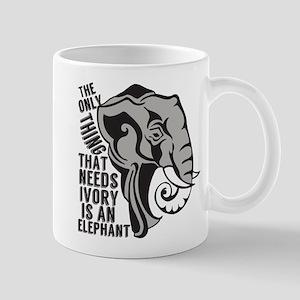 Save Elephants Mug