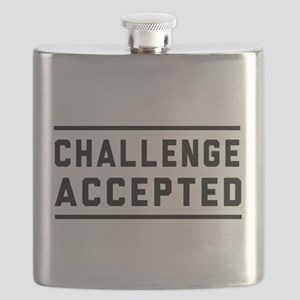 Challenge Accepted Flask
