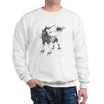 Dappled Unicorn Sweatshirt
