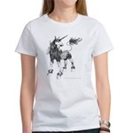 Dappled Unicorn Women's T-Shirt