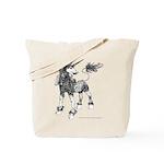 Dappled Unicorn Tote Bag