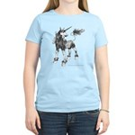 Dappled Unicorn Women's Light T-Shirt