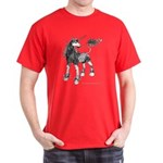 Dappled Unicorn Dark T-Shirt