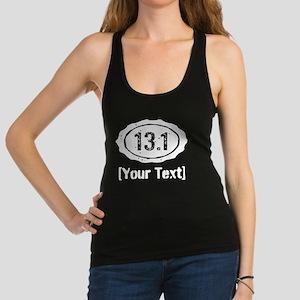 13.1 Personalized Half Marathon Racerback Tank Top