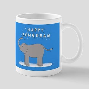 Happy Songkran Mugs