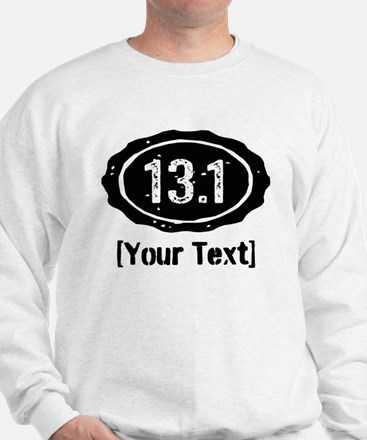13.1 Personalized Half Marathon Jumper