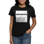 GRINDER Women's Dark T-Shirt