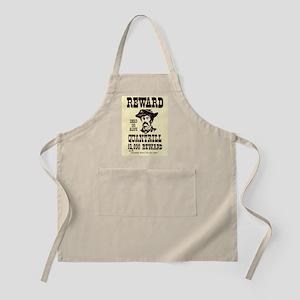 William Quantrill BBQ Apron