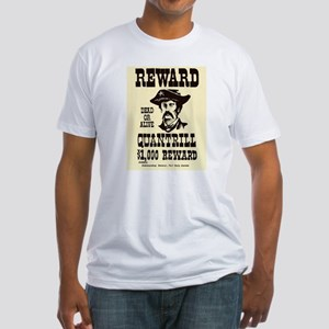 William Quantrill Fitted T-Shirt