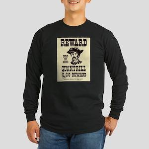 William Quantrill Long Sleeve Dark T-Shirt