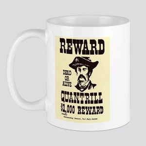 William Quantrill Mug