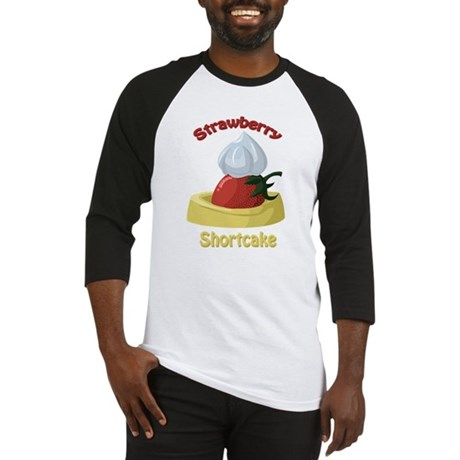 Strawberry Shortcake Baseball Jersey