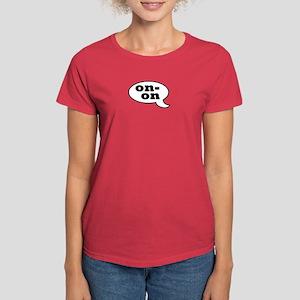 On-On Women's Dark T-Shirt