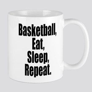 Basketball Eat Sleep Repeat Mugs