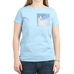 Blue Unicorn Dream Women's Light T-Shirt