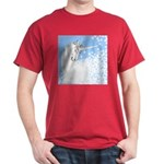 Blue Unicorn Dream Dark T-Shirt