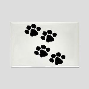 Pet Paw Prints Magnets