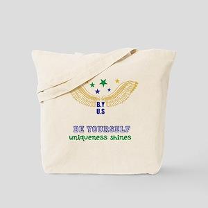 B.Y-U.S Tote Bag