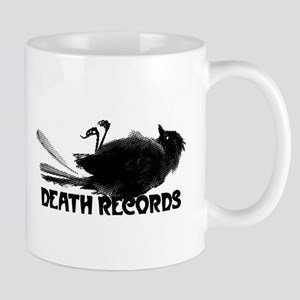 Death Records logo revised Mugs
