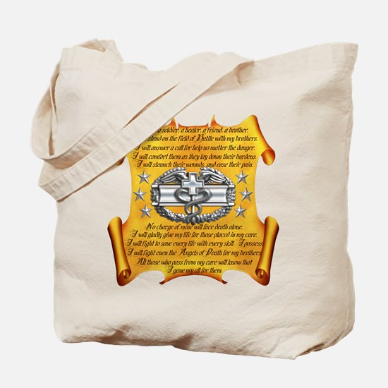 Harvest Moons Medic's Ode Tote Bag