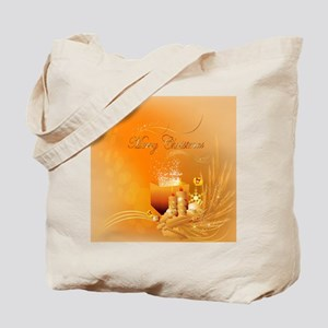 Christmas, gifts and snowflakes Tote Bag