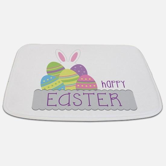 Happy EASTER Bathmat