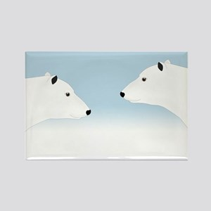 Polar Bears Magnets