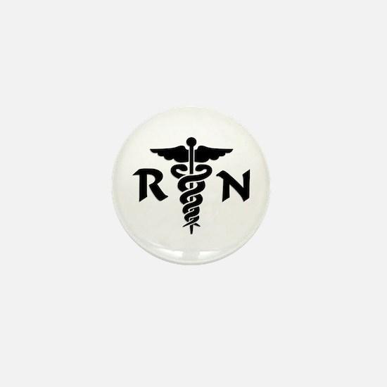 Funny Nurses week Mini Button