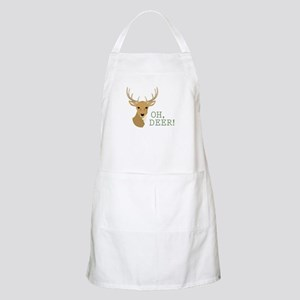 Oh, Deer! Apron