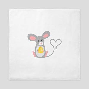 Little Mouse Queen Duvet