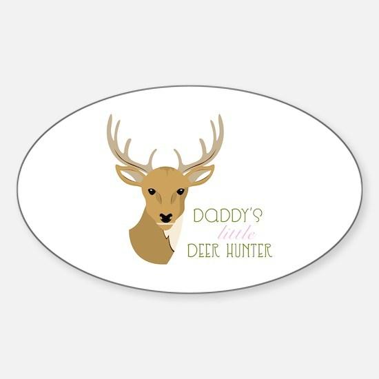 Deer Hunter Decal