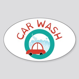 CAR WASH Sticker