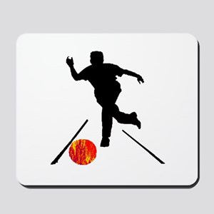 STRIKE TONIGHT Mousepad
