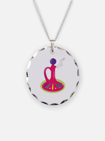 Genie Bottle Necklace