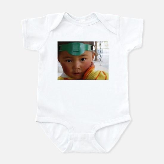 A Different View Prints Infant Bodysuit