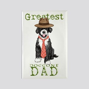 PWD Dad Rectangle Magnet