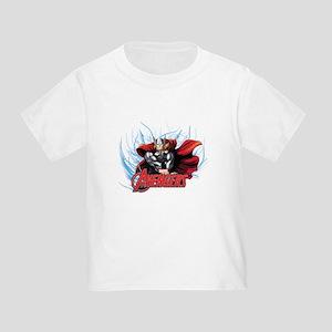 Thunder Thor Toddler T-Shirt