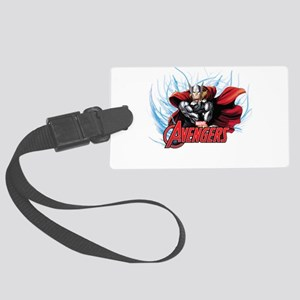 Thunder Thor Large Luggage Tag