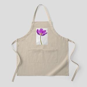 Purple Tulip Apron