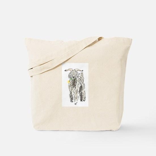Angora Snacking Tote Bag
