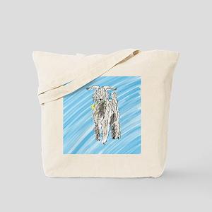Angora Snacktime Tote Bag